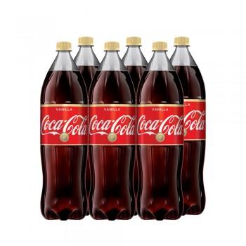 Coca-Cola Vanilla  6 x 1,75 Liter