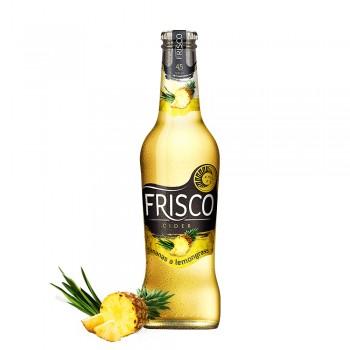 Frisco Cider Ananas & Lemongrass 0,33 Liter