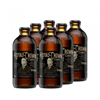 Royal Crown Cola Calssic 6 x 250ml
