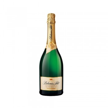 Bohemia Sekt Chardonnay Brut 0,75 Liter