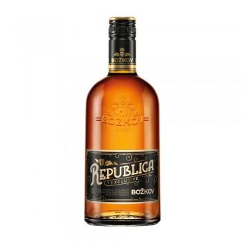 Rum Bozkov Republica Exclusive 0,7 Liter