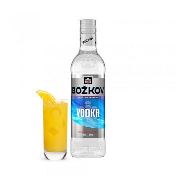 Bozkov Vodka 37,5% 0,5l
