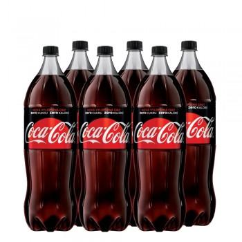 Coca-Cola Zero 2,25l Pack