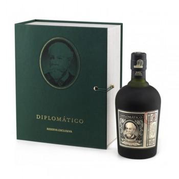 Diplomático Reserva Exclusiva Buch - Geschenkset