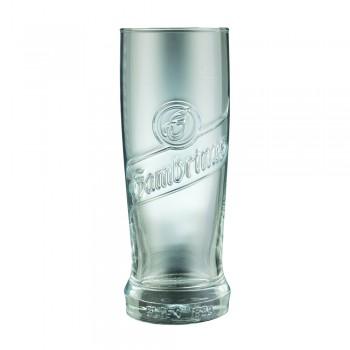 Gambrinus Bierglas 0,3 Liter