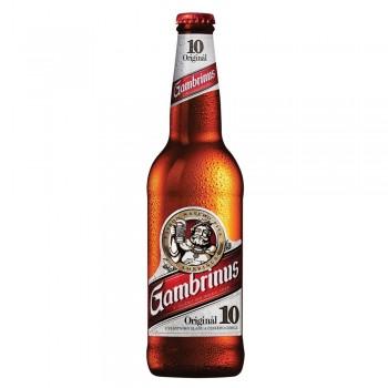 Gambrinus Original 10˚ 0.5 Liter