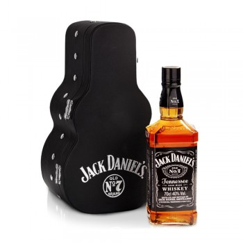 Jack Daniel's - Guitar Case Edition - Geschenk Set