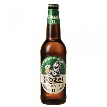 Velkopopovicky Kozel 11° Bier