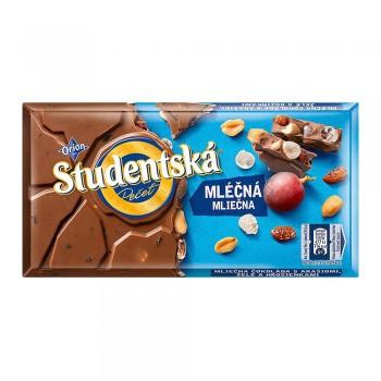 Orion Studentska Milchschokolade 180g