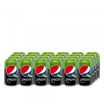 Pepsi Cola Lime - Limette 24x330ml Dose