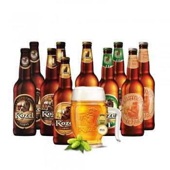 Kozel Bier Probierset