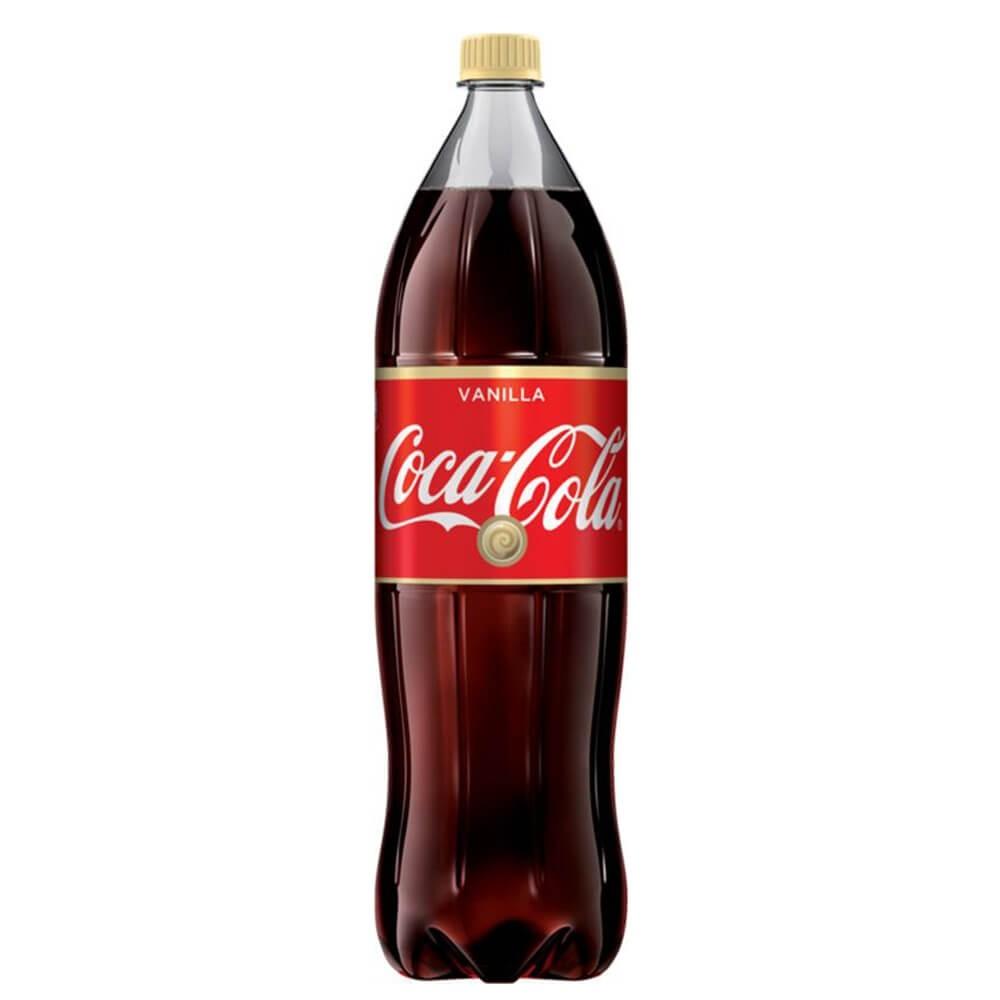 original coca cola vanilla 1 75 liter online kaufen. Black Bedroom Furniture Sets. Home Design Ideas