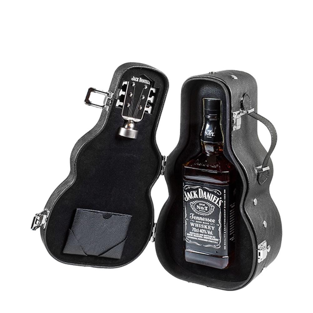 Jack Daniels Guitar Case Edition