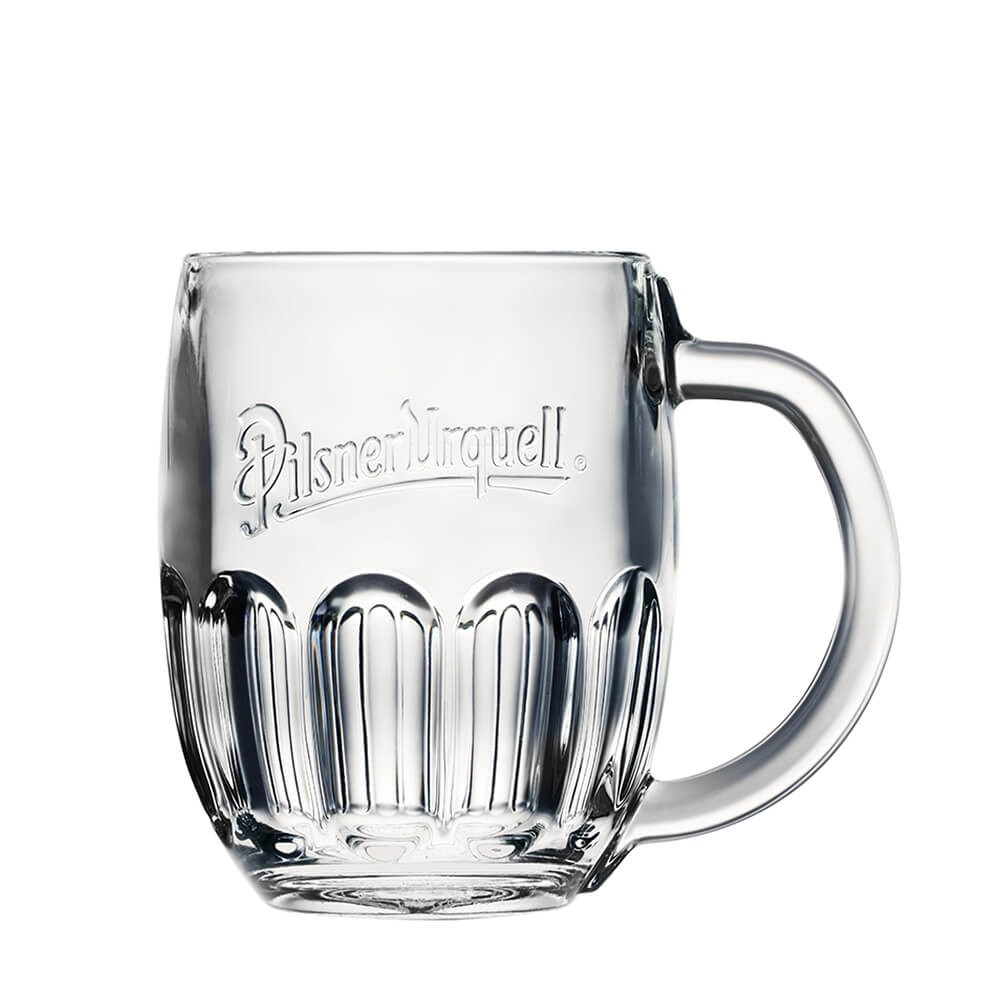 pilsner urquell glas bierkrug 0 5 l online kaufen bierspezialit ten. Black Bedroom Furniture Sets. Home Design Ideas