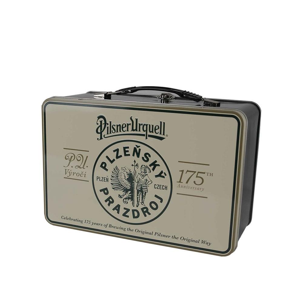 56a8eb8a764983 Pilsner Urquell Blechkoffer beige online kaufen