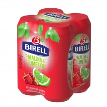 Birell Limette & Himbeere 4 er Pack