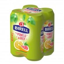 Birell Pomelo & Grapefruit alkoholfrei Radler 4er Pack