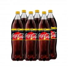 Coca-Cola Zero Lemond 1,75l Pack