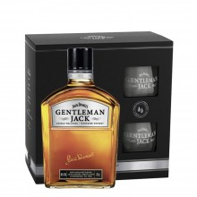 Gentleman Jack Geschenkset mit 2 Gläser