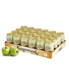Kingswood Dry Cider 24x330ml Dosen-Palette