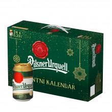 Pilsner Urquell Bier Adventskalender