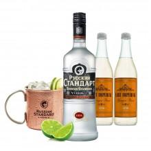 Russian Standard Vodka Moscow Mule