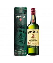 Jameson Irish Whiskey 0,7l 40% Metall Tube Geschenkverpackung