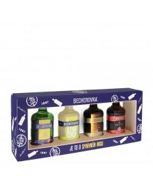 Becherovka Miniatur Set