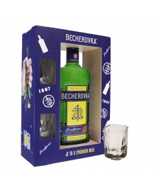Becherovka Original Geschenkset mit gläser online kaufen