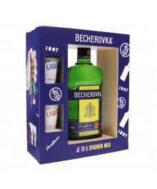 Becherovka Geschenkset