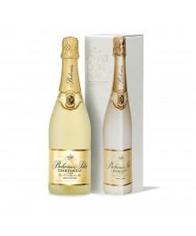 Bohemia Sekt Chardonnay Brut 0,75 Liter Geschenkpackung