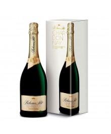 Bohemia Sekt Chardonnay Brut Geschenkpackung 0,75 Liter