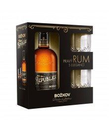 Rum Bozkov Republica Exclusive Geschenkset