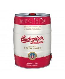 Budweiser Budvar Partyfass 5 Liter Bierrfass