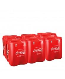 Coca-Cola Classic 24 x 330ml Dosen