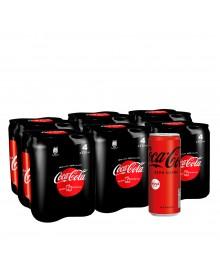Coca-Cola Zero 24 x 330ml