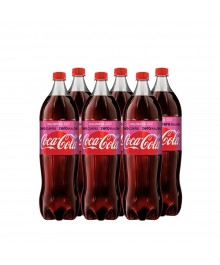 Coca Cola Zero Himbeere - Malinaova