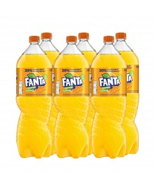 Fanta Orange 6 x 2,25 Liter