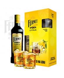 Fernet Stock Citrus Kräuterlikör Set