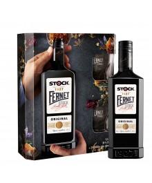 Fernet Stock Geschenkset mit 2 Gläser