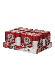 Gambrinus Original 10˚ 24x500ml Dosebier Palette