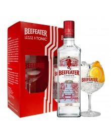 Beefeater Dry Gin Geschenkbox mit Glas
