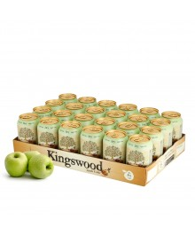 Kingswood Dry Cider 24x330ml Dosen-Palette