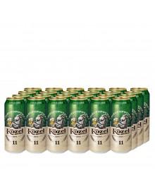 Kozel 11 Lagerbier 24 x 500ml Dosenbier