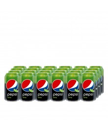 Pepsi Cola Lime - Limette 24x330ml Dose