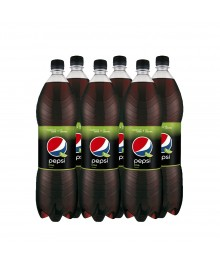 Pepsi Cola Lime - Limette 6 x 1,75 Liter