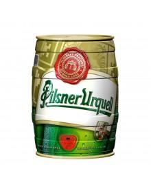 Pilsner Urquell Partyfass 5 Liter Bierfass