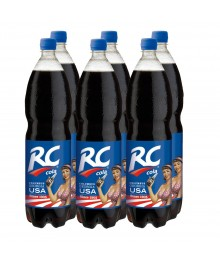 RC Cola 6 x 1,5 Liter Pack