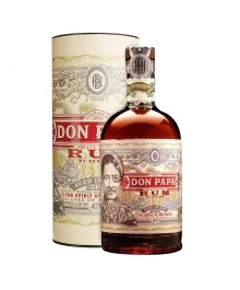 Don Papa Rum 0,7l Tube Geschenkverpackung