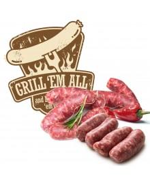 Salsiccia Grillpaket Grill Wurst aus Italien